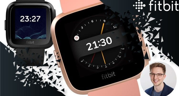 2019] How to create Clock Faces for Fitbit Versa and Ionic